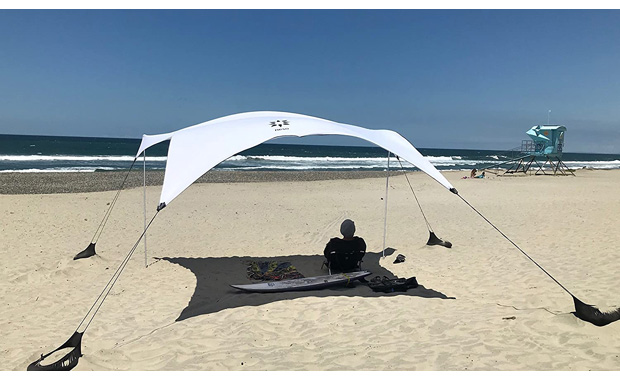 Neso Grande Reinforced Beach Tent