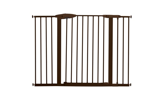 Munchkin XL Easy Close Pressure-Mounted Gate for Dog