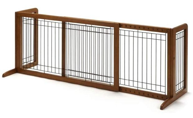 Richell Freestanding Gate for Pet