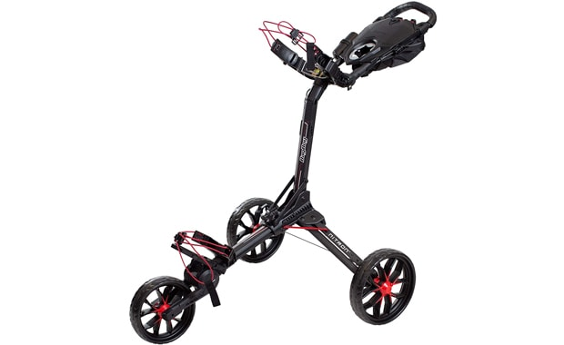 BagBoy Auto-Open Nitron Cart for Golf