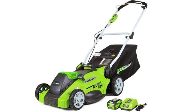 Greenworks-G-MAX 40V 16-Inch Cordless Lawn Mower