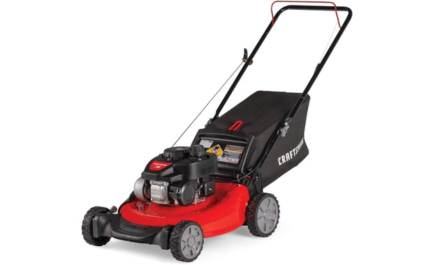 Craftsman-M105 140cc 21-Inch Gas Powered Push Lawn Mower