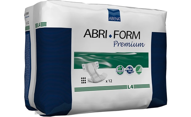 Abena Premium Abri-Form Large Incontinence Briefs