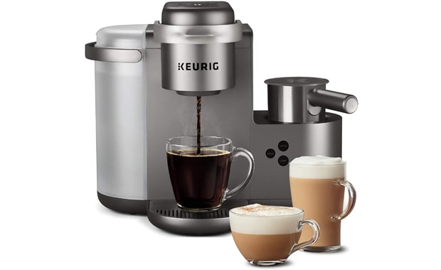 Keurig Special Edition K-Cafe Coffee Maker & Milk Frother