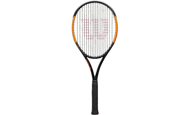Wilson 100 Burn Series Tennis Racquet