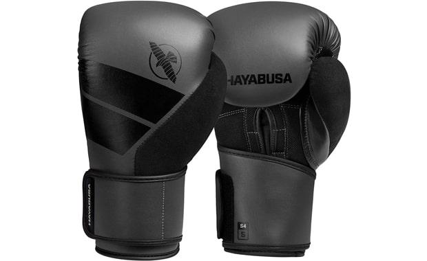 Hayabusa S4 PU leather Boxing Gloves