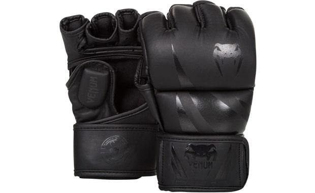 Venum Challenger PU leather MMA Gloves