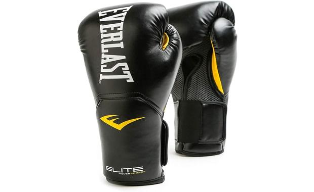 Everlast Pro Style Elite Boxing Gloves