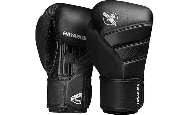 Hayabusa T3 Pro Boxing Microfiber Gloves for Women & Men