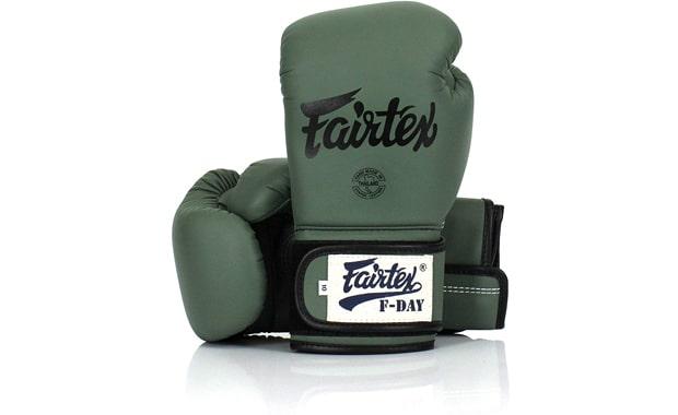 Fairtex Muay Thai Microfiber Gloves for Boxing