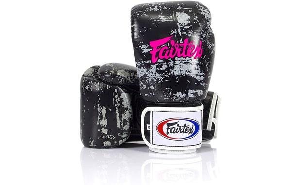 Fairtex Sparring Training Muay Thai Boxing Gloves