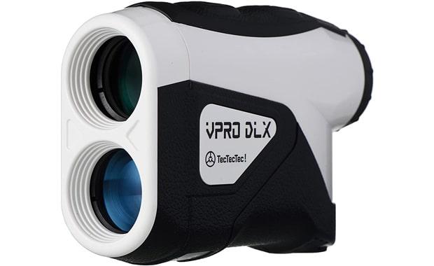 TecTecTec Waterproof VPRODLX Laser Golf Rangefinder