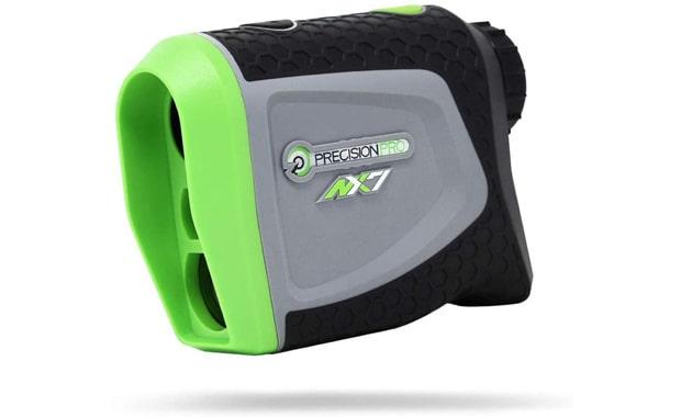 The Best Budget:Precision NX7 Pro Golf Rangefinder