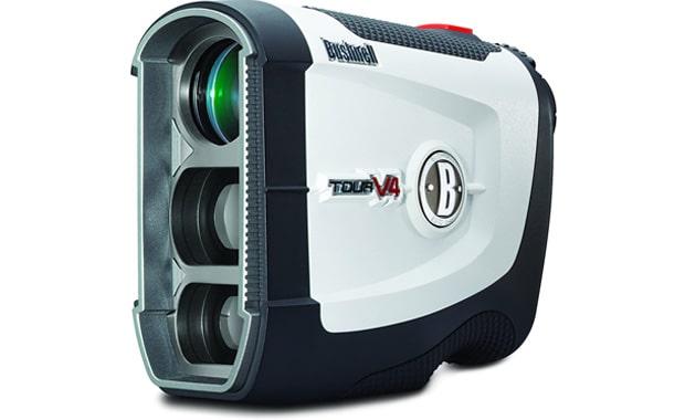 The Best Laser Rangefinder:Bushnell V4 JOLT Laser Golf Rangefinder