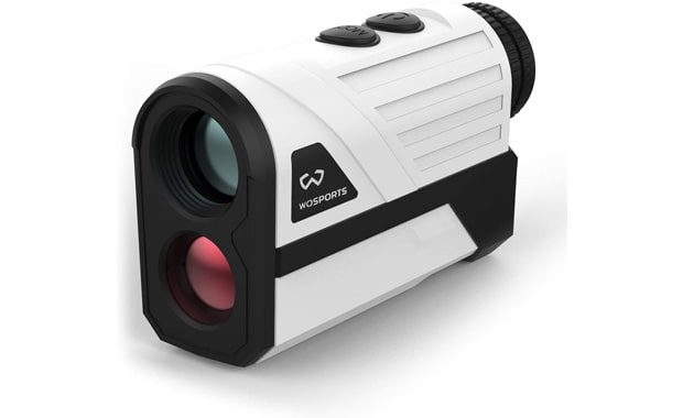 The Best for Professionals:WOSPORTS Flag-Lock, Slope Laser Golf   Rangefinder