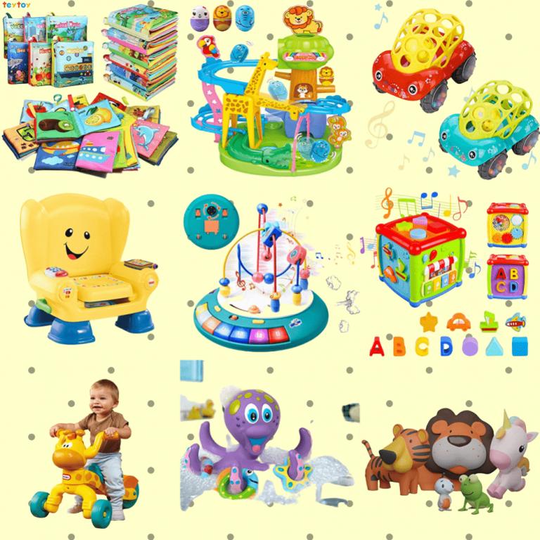 Best Baby Toys 12-18 Months