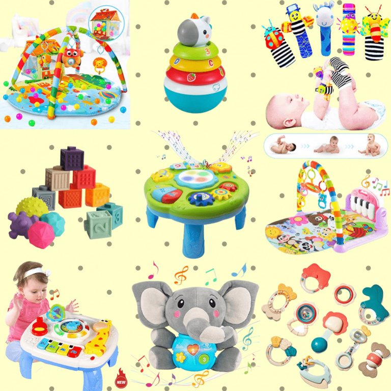 Best Baby Toys 6 To 12 Months