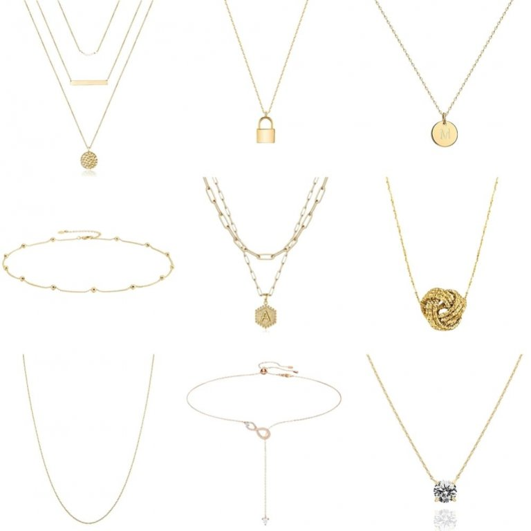 Best Gold Necklaces For Women