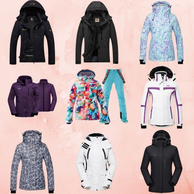 Best Ski Jacket For Women