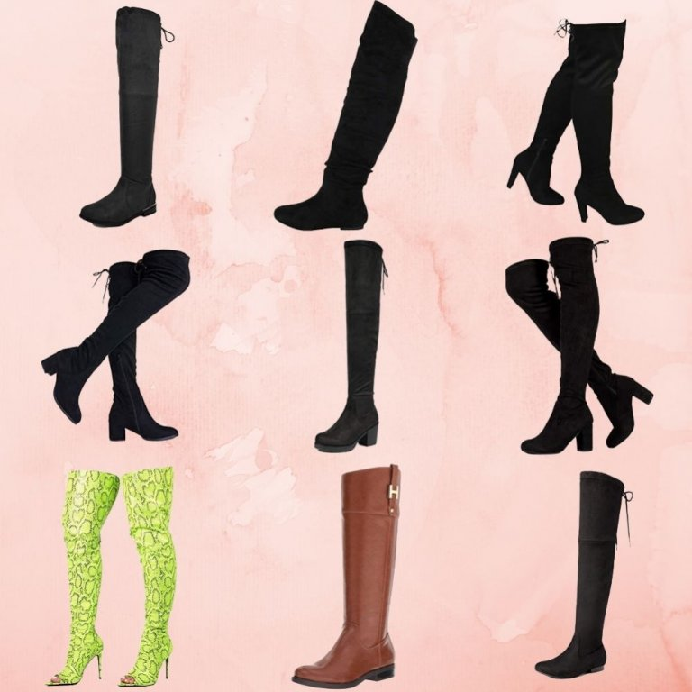 Best Thigh High Boots For Women