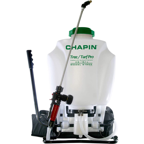Best Overall: Chapin 61900 4-Gallon Tree and Turf Pro Commercial Backpack Sprayer