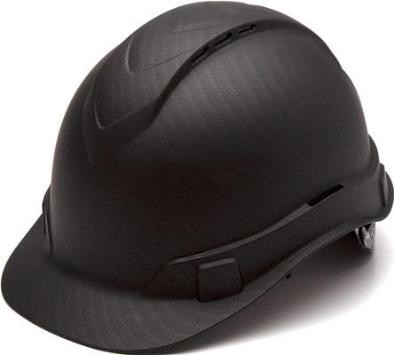 Best Pick: Pyramex Ridgeline Style Vented Hard Hat