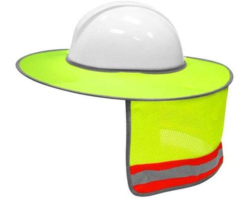 Xiake Full Brim High Visibility Hard Hat