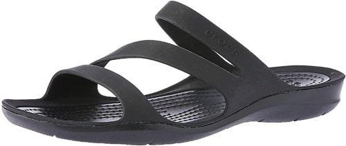 Best Multipurpose slides: Crocs Women's Swiftwater Sandal Sport