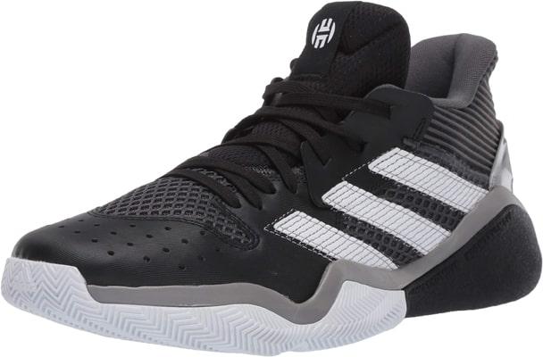 Best Overall: Adidas KXF10 Harden Stepback Men's Basketball Shoe