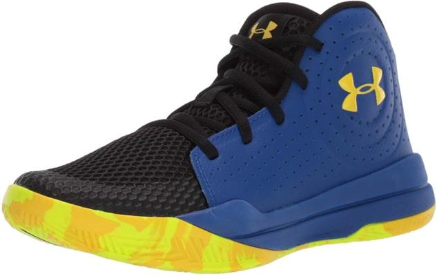 Under Armour 3022121 Pre School Unisex Child Basketball Shoe